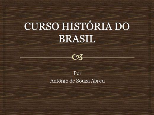 Curso Online de HISTORIA DO BRASIL I