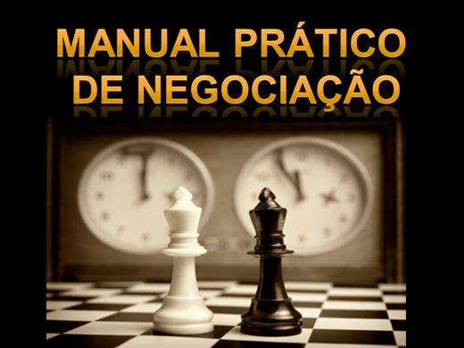 Curso Online de Manual Prático de Negociação