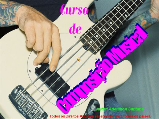 Curso Online de Composição Musical