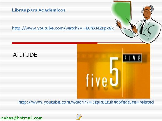 Curso Online de Libras para Acadêmicos