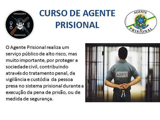 Curso Online de AGENTE PRISIONAL