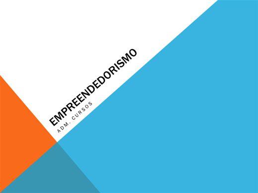 Curso Online de ABRA O SEU NEGÓCIO - EMPREENDEDORISMO
