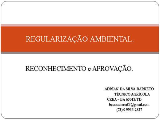 Curso Online de Regulamentação Ambiental