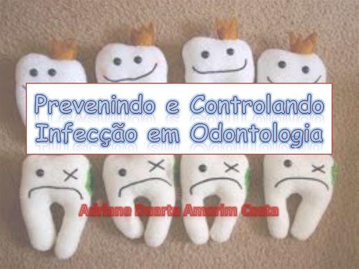 Curso Online de Prevenindo e Controlando Infecção em Odontologia
