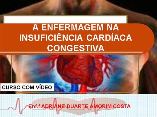Curso Online de A Enfermagem na Insuficiência Cardíaca Congestiva