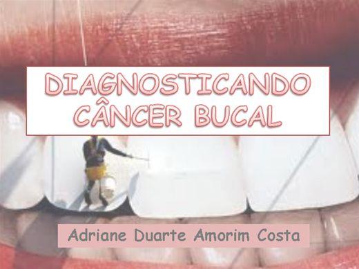 Curso Online de Diagnosticando Câncer Bucal