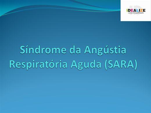 Curso Online de Síndrome da Angústia Respiratória em Aguda (SARA)
