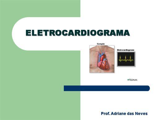 Curso Online de Eletrocardiograma