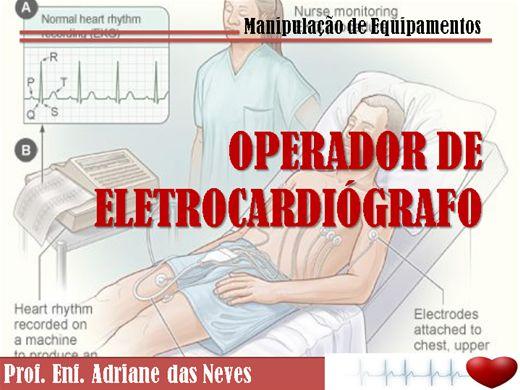 Curso Online de Curso de Operador de ECG