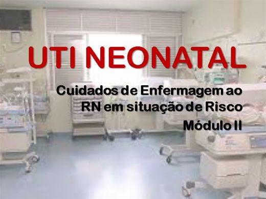 Curso Online de Enfermagem no Cuidados em UTI Neonatal - Módulo II