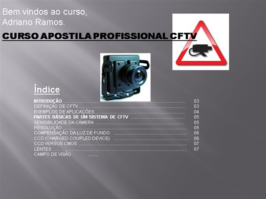Curso Online de Curso CFTV Completo