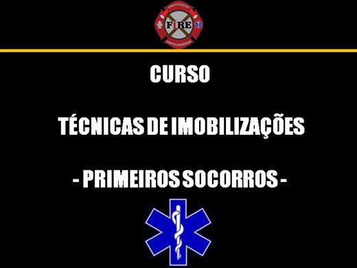 Curso Online de CURSO DE FRATURAS E IMOBILIZAÇÕES