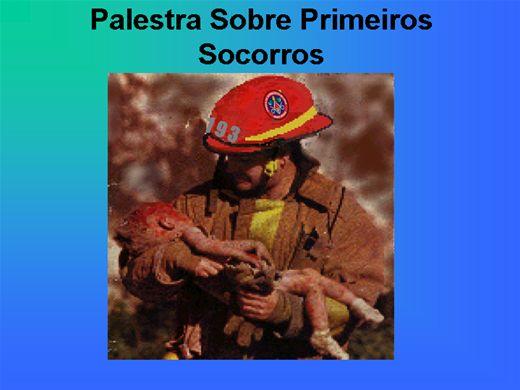 Curso Online de NOÇÕES BÁSICAS DE PRIMEIROS SOCORROS