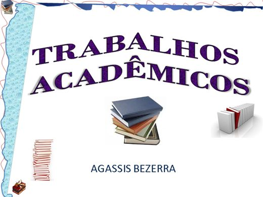 Curso Online de Trabalhos acadêmicos