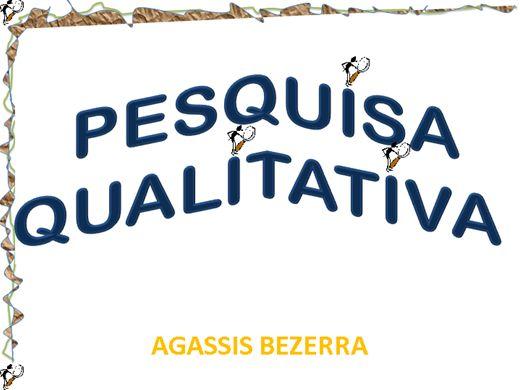 Curso Online de Pesquisa Qualitativa