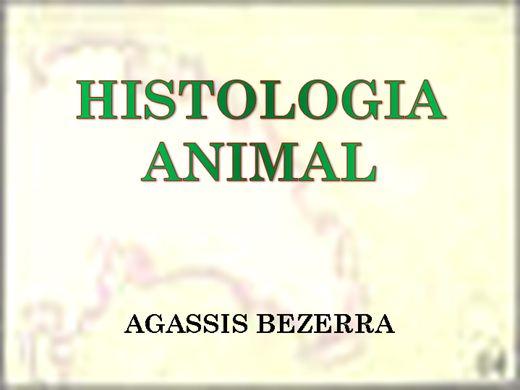 Curso Online de HISTOLOGIA ANIMAL
