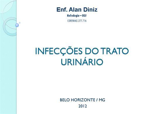 Curso Online de Infecção do Trato Urinário