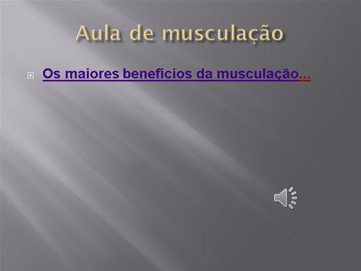 Curso Online de Fitness Brasil Seja um Professor de Musculação
