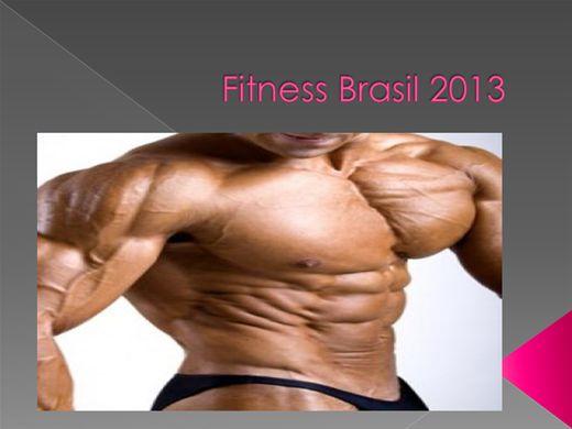 Curso Online de Fitness Brasil 2013