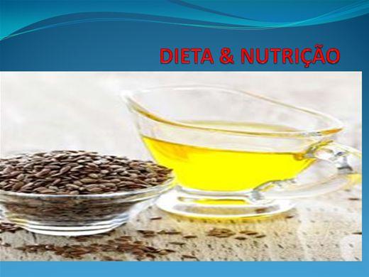 Curso Online de DIETA E NUTRIÇÃO
