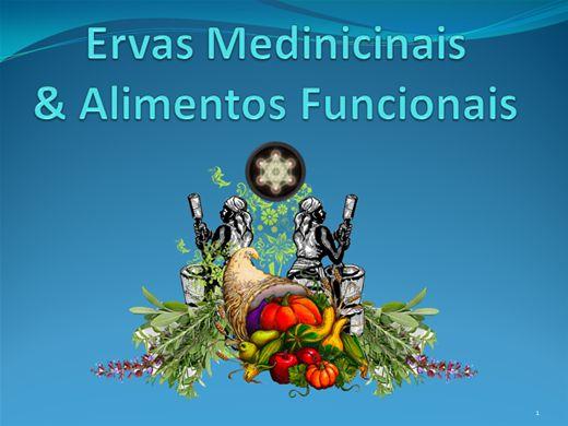 Curso Online de Ervas Medicinais & Alimentos Funcionais