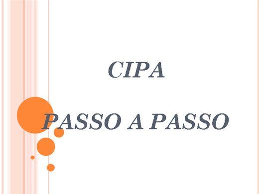 Curso Online de COMO ELABORAR UMA CIPA
