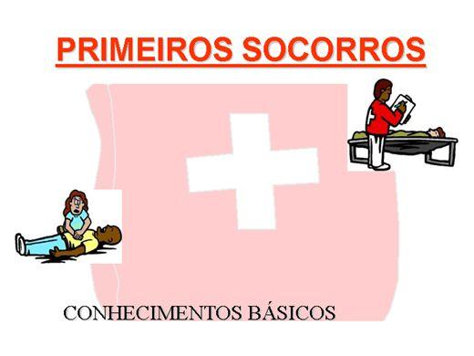 Curso Online de PRIMEIROS SOCORROS EM ADULTOS E CRIANÇAS
