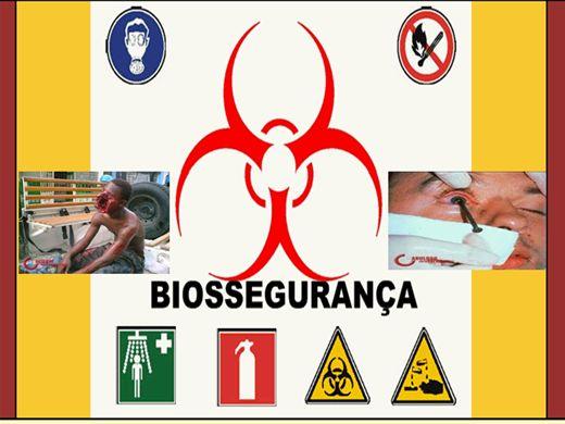 Curso Online de Segurança do Trabalho, Saúde do trabalhador e Biossegurança.
