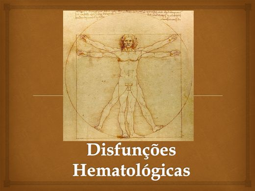 Curso Online de   Leucemia,Anemias,  Hemofilia, Doenças Hematológicas