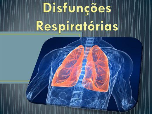 Curso Online de  1.Enfisema 2.Bronquite Crônica  3.Asma 4.Pneumonia 5.Insuficiência Respiratória Disfunções Respiratórias