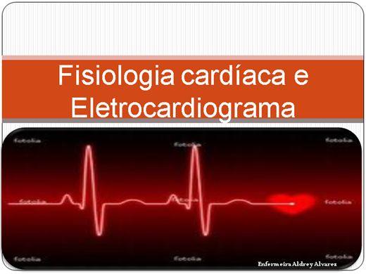Curso Online de Eletrofisiologia cardíaca e Eletrocardiograma