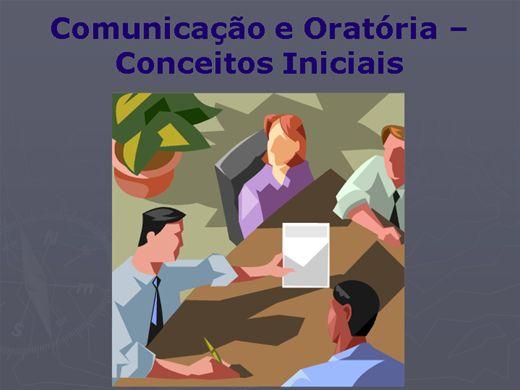 Curso Online de Comumicação e Oratória  Básico