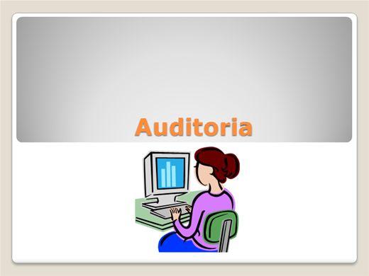 Curso Online de Auditoria Básico
