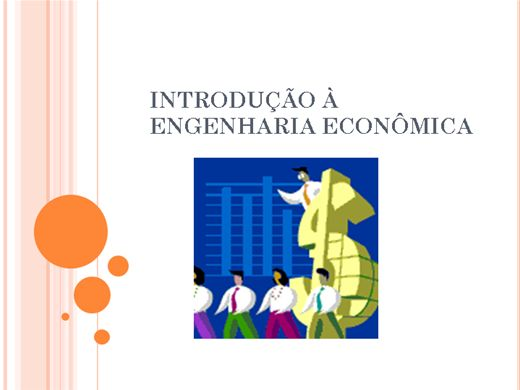 Curso Online de Engenharia Econômica