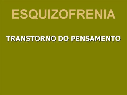 Curso Online de Aprenda sobre esquizofrenias