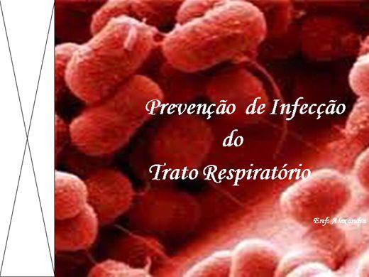 Curso Online de  Prevenção de Infecção do Trato Respiratório
