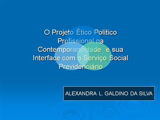 Curso Online de RESGATE HISTÓRICO DO SERVIÇO SOCIAL NA PREVIDÊNCIA SOCIAL