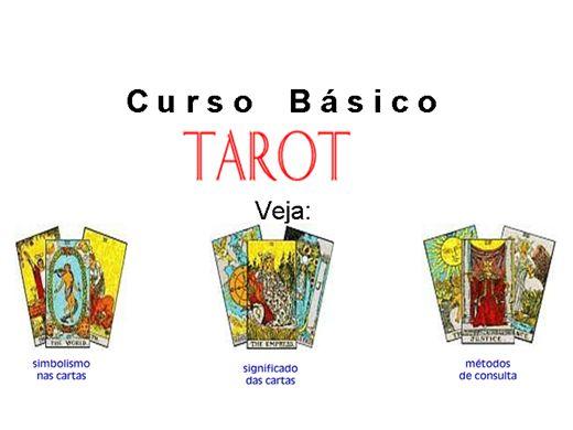 Curso Online de  Curso Básico de Tarot