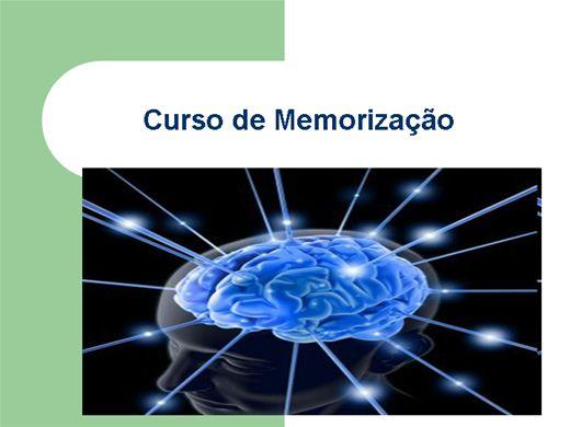 Curso Online de Memorização