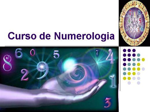 Curso Online de Numerologia
