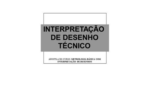 Curso Online de Interpretação de Desenho