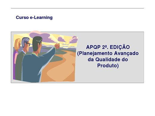 Curso Online de APQP  Advanced Product Quality Planning