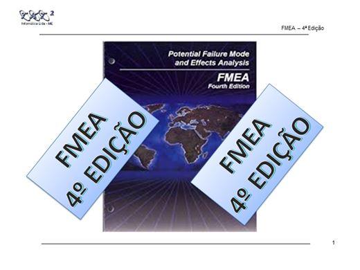 Curso Online de FMEA 4º EDIÇÃO