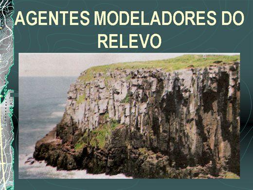 Curso Online de AGENTES MODELADORES DO RELEVO