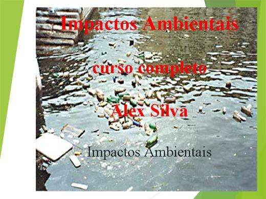 Curso Online de Impactos Ambientais