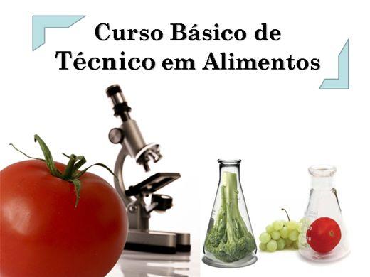 Curso Online de Básico de Técnico em Alimentos