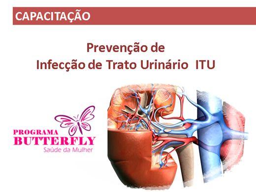 Curso Online de Infecção do Trato Urinário -  CAPACITAÇÃO