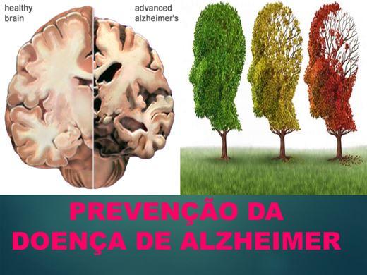 Curso Online de Prevenindo a Doença de Alzheimer