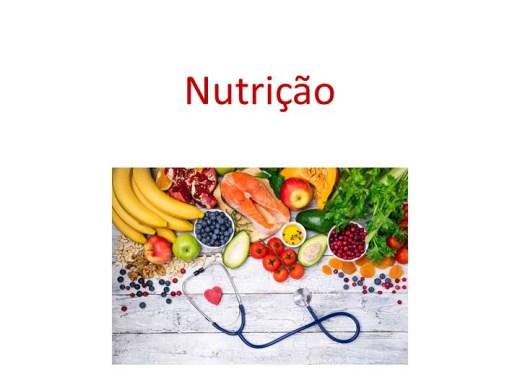 Curso Online de Nutrição