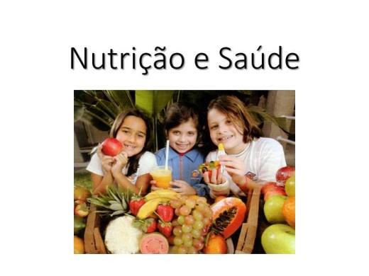 Curso Online de Nutrição e Saúde